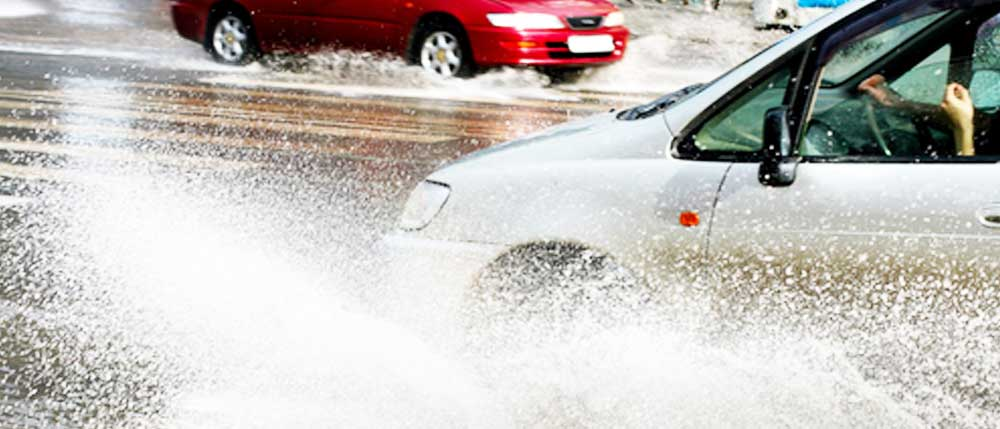 Flash Flood Driving Safety