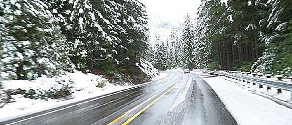 Winter Weather Driving Safety
