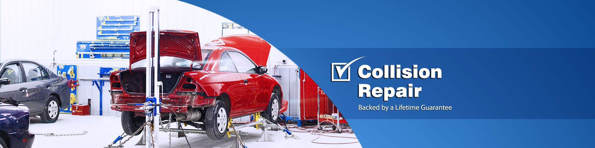Collision Repair / Auto Body / Auto Glass - Gerber Collision