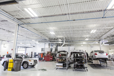 Gerber Collision & Glass - Repair Facility