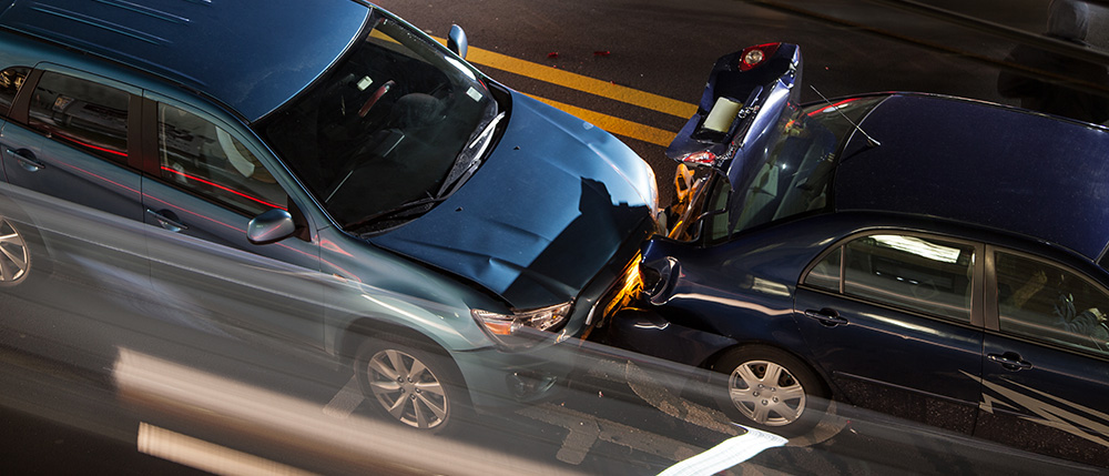 What to Look Out for Following a Rear-End Collision