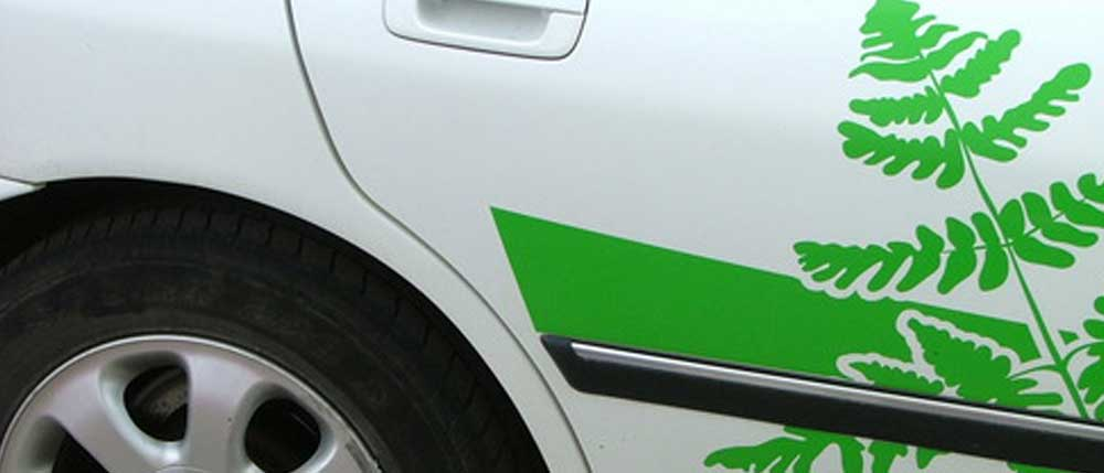 Car Sticker Removal