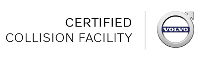 Volvo Certified Collision Repair