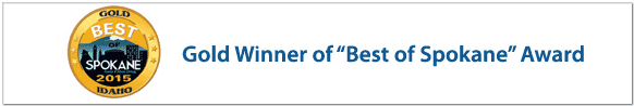 Best of Spokane Award