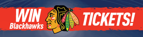 Blackhawks Tickets Contest