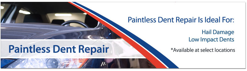 Paintless Dent Repair - PDR